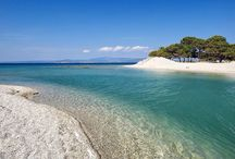 Pefkohori beach Halkidiki