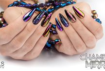 New trends in Nail Fashion / Nail Fashion trends. Be trendy, be the first, express yourself.
