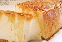 flan de queso sin horno