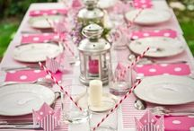 Party decor & food / Party decor & food
