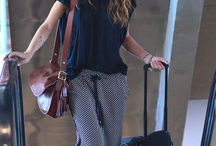 FASHION | Airport Outfits