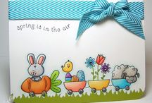 Cards Holiday - Easter/Spring