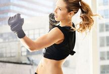 kickboxing exercices