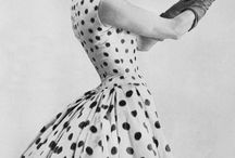50s outfits/perf prom dress