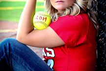 i ❤️ softball / by Shannon Cherry