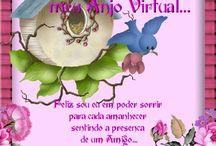 Amizade virtual / Frases, legendas e textos sobre amizade virtual.