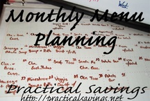Meal Planning Resources / Here are menus, books and other resources to help you with meal planning.  http://practicalsavings.net/in-the-kitchen/meal-planning/
