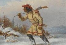 Peintre canadien KRIEGHOFF