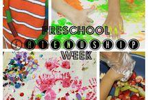 Preschool - Sharing