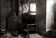 Photography - Abandoned Houses