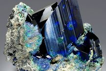 Minerals, rocks and crystals