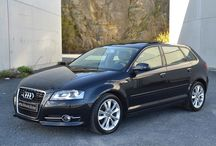 Audi A3 2.0 tdi 140cv Sportback Stronic+levas 2012....18500 euros