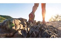 Running / Running shoes, styles and inspiration to help you go go further, faster on road, track and trail.