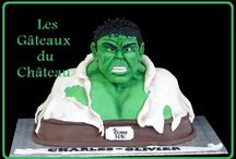 Best Hulk Cakes / Best Hulk Cakes