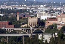 Spokane, WA / by Kim Cheever