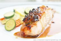 Clean Eating - Fish & Seafood