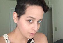 Short hair / Corte