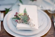 *Napkins* / Pin curated by EMA Giangreco Weddings www.emagiangreco.com