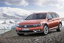 Volkswagen Passat Alltrack / Volkswagen Passat Alltrack photo gallery.