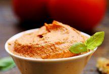The Healthy Super Bowl / Healthy snacks
