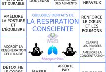 Respiration consciente