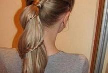 hair / by Bridget Bruner Farro