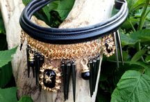 Browbands / Coolest horse bridle browbands ever! / by Brooke Pape
