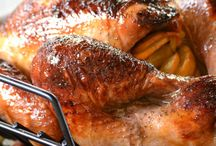 Your Thanksgiving Meal / Thanksgiving food ideas.  Not just for the turkey, but the sides, stuffing, beverages and desserts.  All by North Carolina chefs and writers, and featuring North Carolina ingredients. Got to Be NC