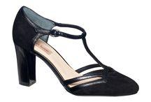 Cool shoes! / Interesting shoe designs.