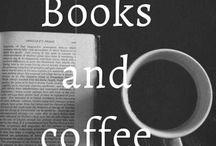 Coffe& Books & writting / Imagenes que siempre nos acompañan cuando leemos o escribimos, una buena taza de café en cualquiera de sus variantes