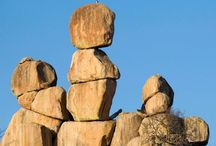 Bulawayo & Matopas / Read more on the region our website - http://www.zambezitraveller.com/destination/bulawayo/profile