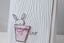 Stampin' Up! - Easter cards