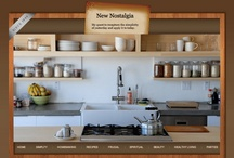 Kitchen Inspiration / by Stacey Cotrotsios