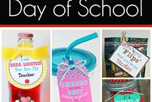 Back to School DIY / From the perfect Teacher Appreciation Day treats to a little lunchbox surprise, we love these back to school DIYs! / by Signature by Levi Strauss & Co.™
