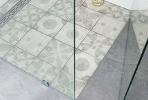 Lattiat ja kaakelit - floors and tiles-