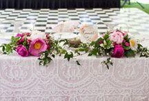 Sweetheart Tables / by Jennifer Mirabella