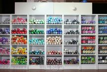COPICS: STORAGE / Ideas for how to store copic markers.