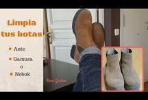 lipiar zapatos