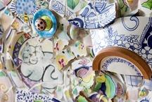 Shard mosaic