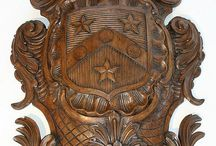Crests and Coat of of Arms