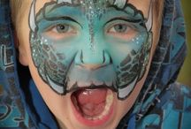Creative Mischief - Face and Body Painting / Creative Mischief - all things face and body Painting. Auckland based company providing quality face painters for every occasion.