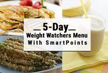 Weight watchers 5 day plan