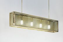 Trend: Perforated Luxe Metal Finishes