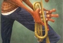 Trompet / Fanfarecorps HS heeft meerdere trompetisten. Het is de meest eigenwijze sectie in ons orkest. Dat vinden ze zelf ook. www.fanfarecorps-hs.nl