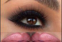 MaquiAgem / tudo para MaquiAgem Sombra e Eyeliner para Olhos Itens para Sobrancelhas , Saúde e Beleza » Pó e Puff Cosmético / by Wagner Guerra