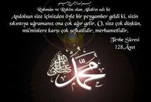 Kur'an-ı Kerim'den Ayetler