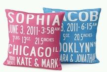 HTV pillows