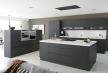 matte kitchen