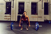 Workout - CrossFit / by Lisa Morris