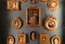Baroque Style Just Hanging Around the Walls